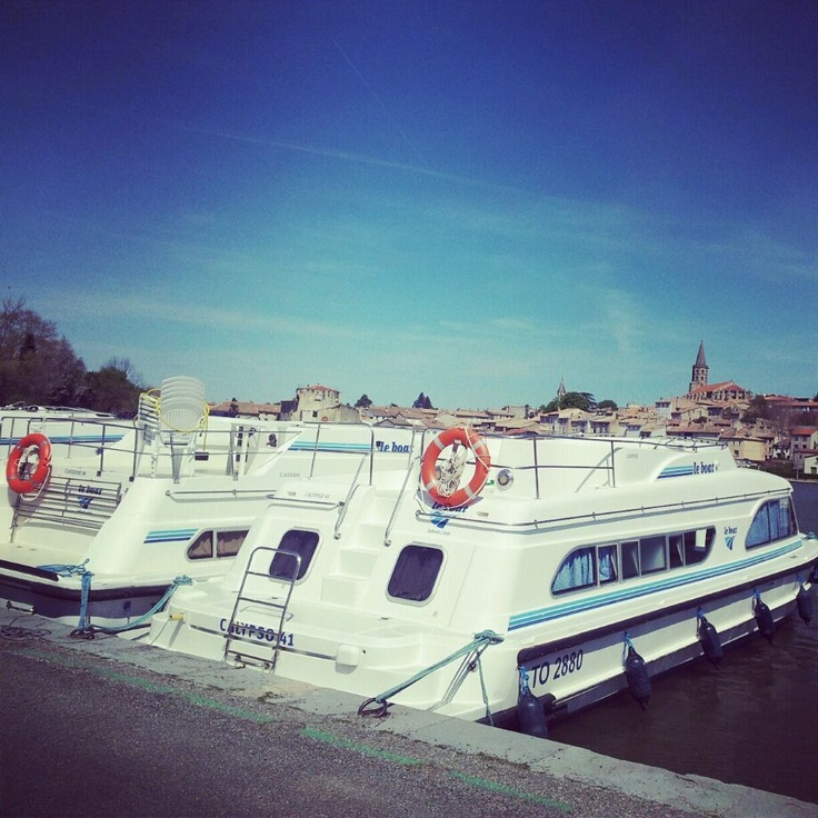 55 best images about le canal du midi en bateau on pinterest. Black Bedroom Furniture Sets. Home Design Ideas