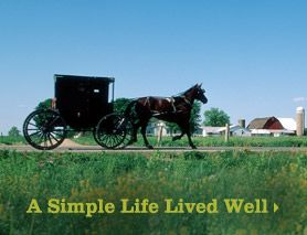Official Amish Country Visitors Guide: Elkhart County, Northern Indiana