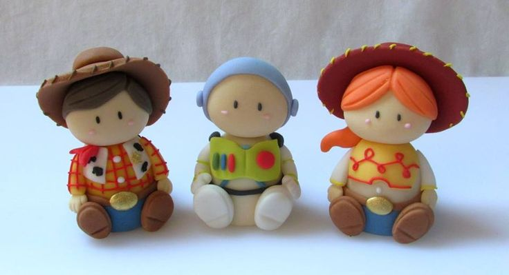 POLYMER CLAY BABYSCUIT