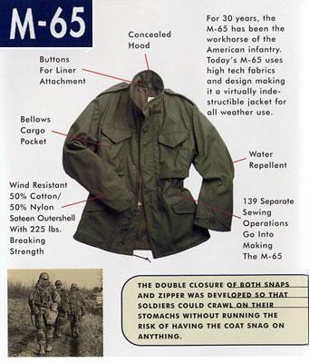 Военная рубашка корейская война