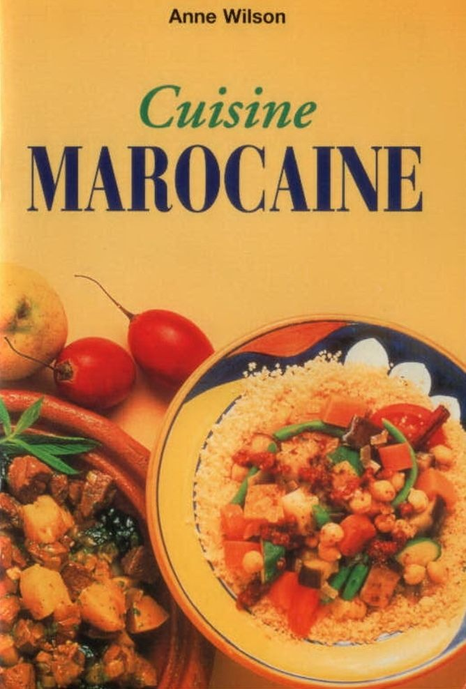 17 best images about cuisine marocaine on pinterest for Cuisine al americaine