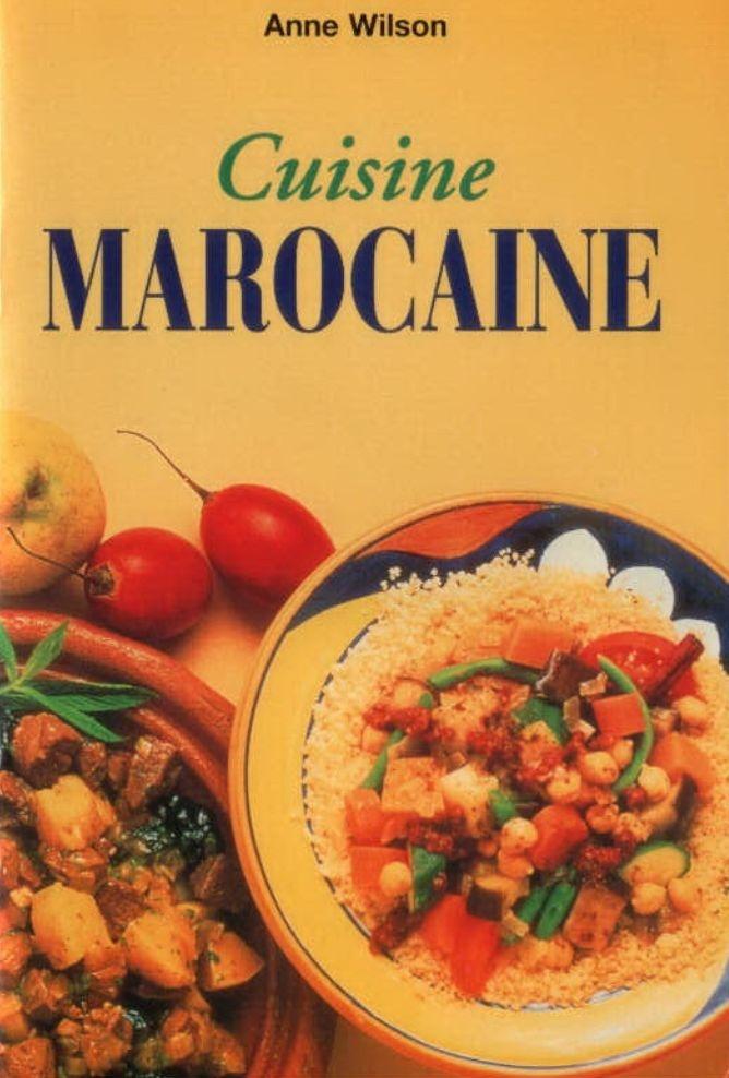 17 best images about cuisine marocaine on pinterest for Cuisine al americaine