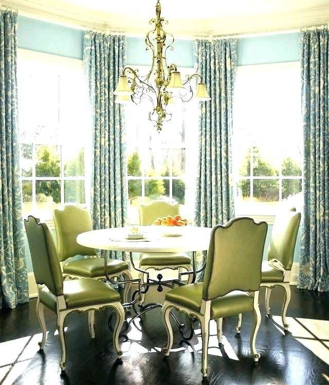Dining Room Window Valance Ideas Dining Room Windows French Country Dining Room Home