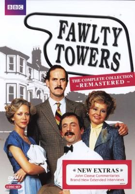 Fawlty Towers - The Complete Collection - Remastered (DVD, Boxed set)   DVD   Buy online in South Africa from Loot.co.za