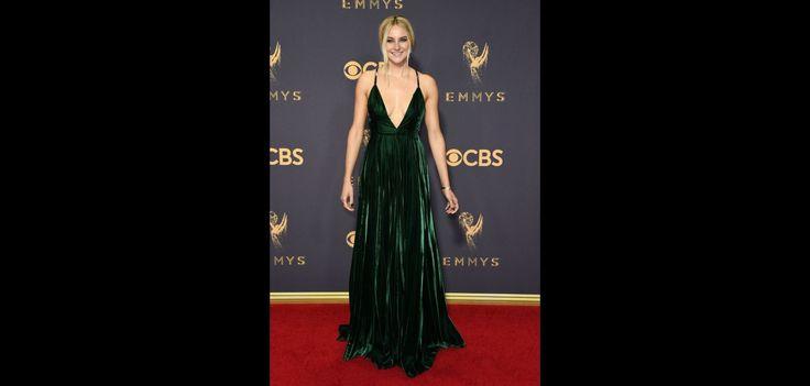 Les plus beaux looks du tapis rouge des Emmy Awards  Shailene Woodley