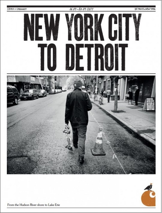 NEW YORK CITY TO DETROIT