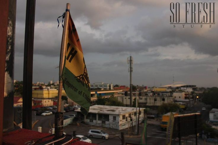 City View - Kingston, Jamaica.  Pic by So Fresh Stuff https://www.facebook.com/862226580521519/photos/a.873474116063432.1073741830.862226580521519/877871012290409/?type=3&theater