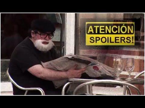 """""""Atención Spoilers"""" de los Pioneros del s.XXI En el video hago de George R.R. Martin, famoso por haber escrito la saga de Juego de Tronos."""