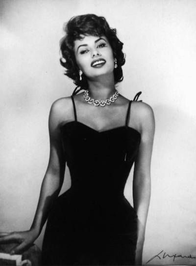 Sophia Loren - The Post-War Era 1950's