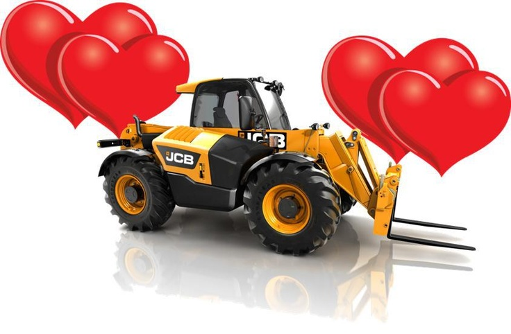 Show your JCB some love with genuine JCB parts