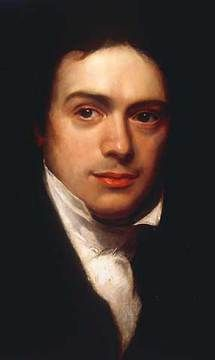 Michael Faraday, (1791 – 1867) English chemist and physicist, by S.W. Stancase