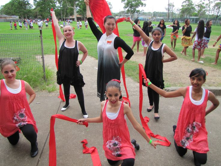 Harmony Day Performances-RHHS