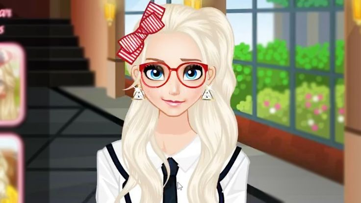 Elsa Dresses up and does make up for School - Game for GIRLS - with Fun ... Tags : Elsa, frorzen, makeup, game, dress up, for girls, fun,funny, with fun songs, video for girls.