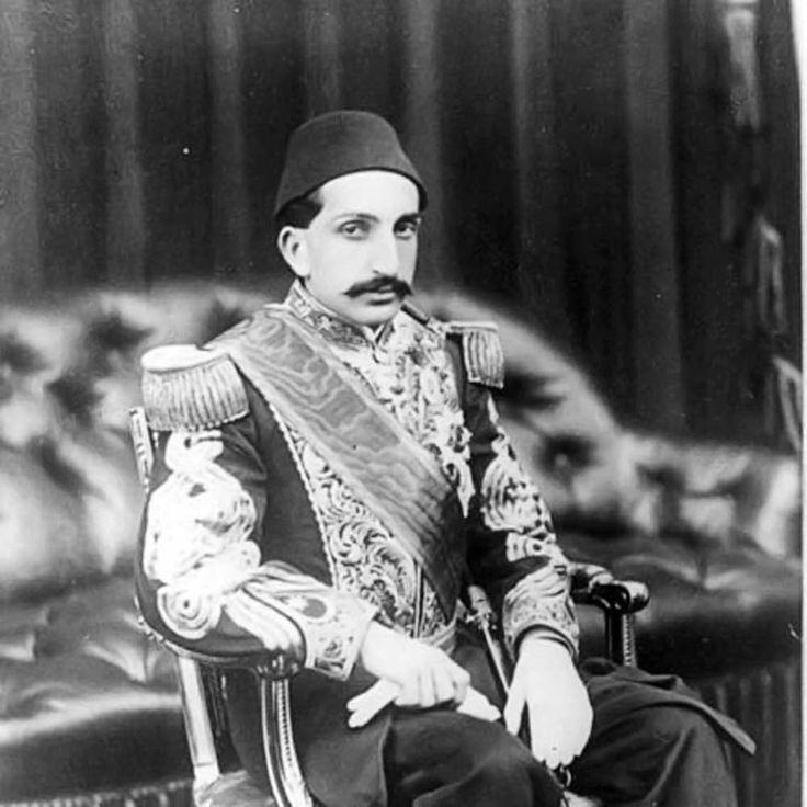Murad V Disposed as Sultan of Ottoman Empire