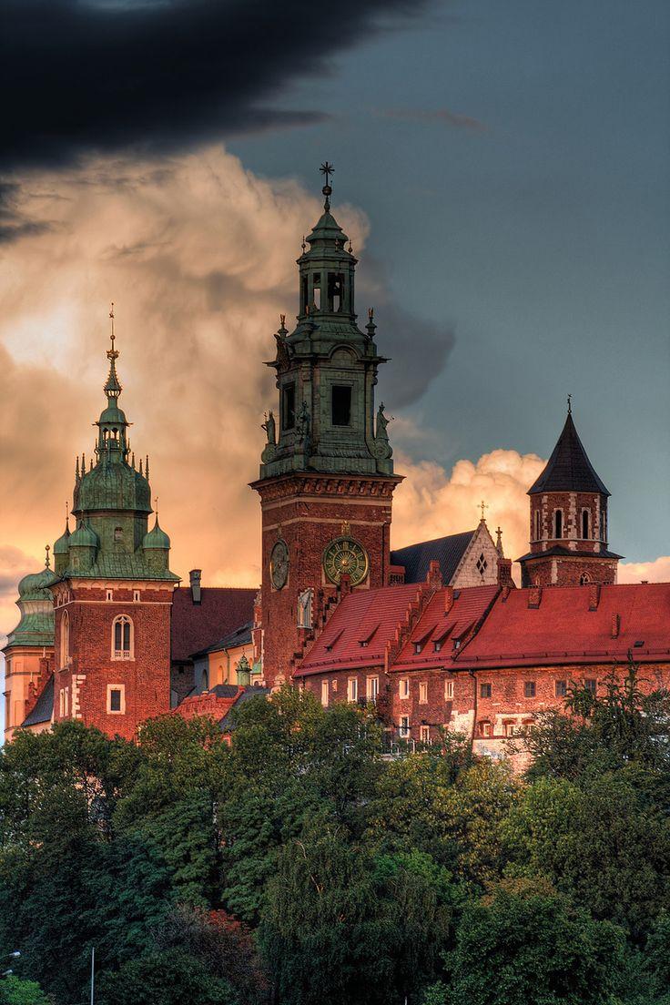 Wawel, Krakow, Poland