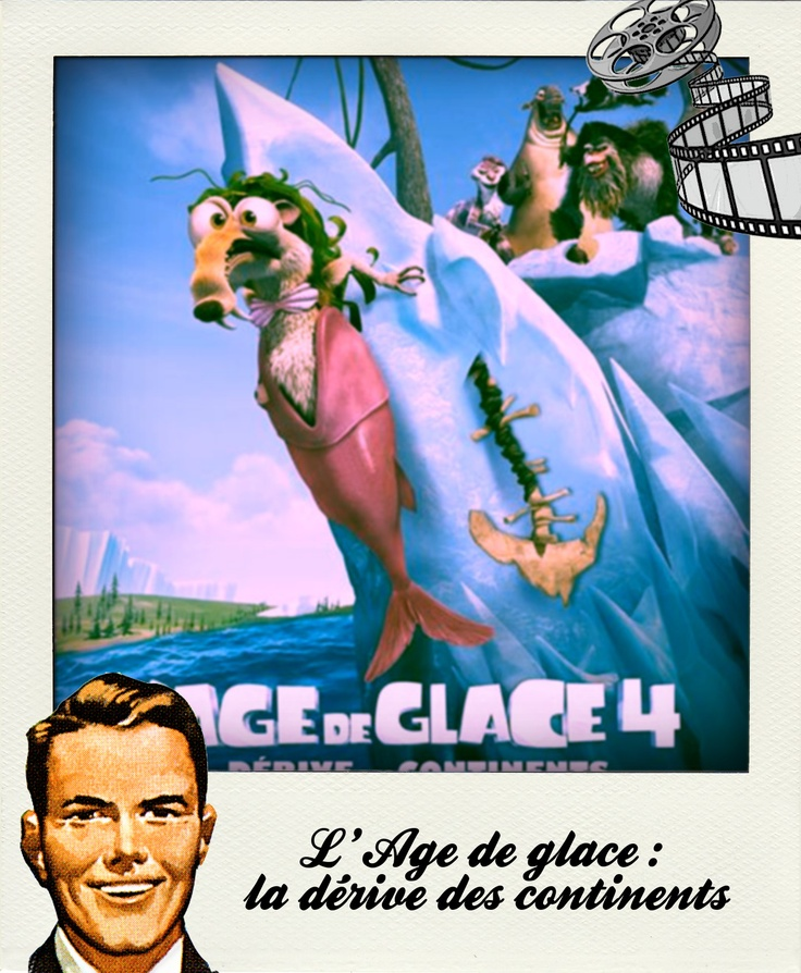 Nous avons décidé cette semaine d'aller voir l'Âge de glace : la dérive des continents, le dernier opus de la saga des nos animaux préhistoriques préférés ! En plus de nos protagonistes habituels (Manny le mammouth, Sid le paresseux, Diego le tigre et Scrat l'écureuil), partez à la rencontre de nombreux nouveaux personnages tels la grand-mère de Sid, un équipage de pirates ou encore les camarades de classe de Peaches, la fille de Manny. Lisez la suite sur ma page Facebook ! #Cinema #John