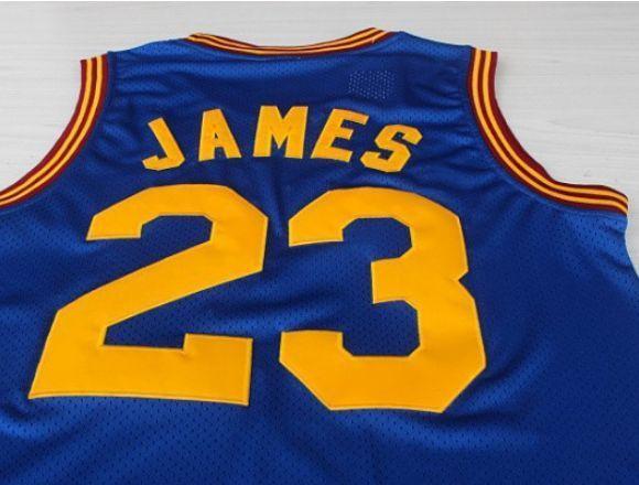 Lebron James Jersey Cleveland Cavliers NBA Apparel Shirts Basketball  #ClevelandCavaliers #LebronJames