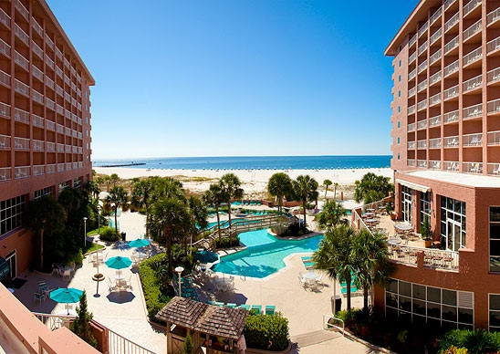 The Hotel Perdido Beach Resort Orange Gulf Ss Al