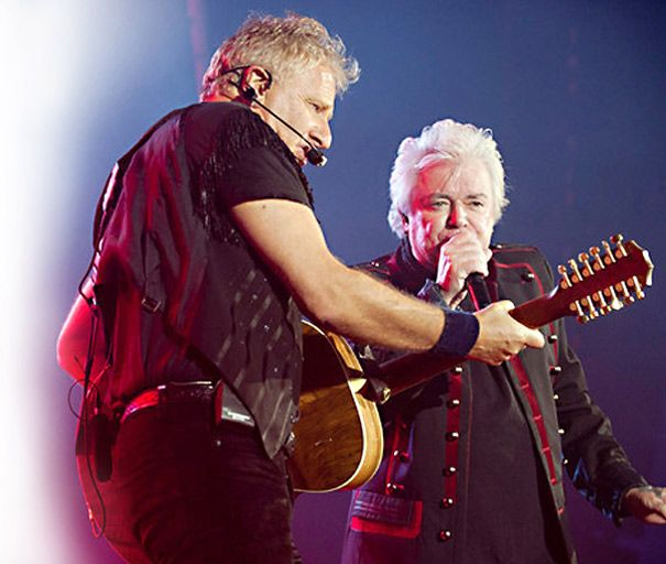 Get Lost In Love When Air Supply Rocks The Newberry Opera House September 21