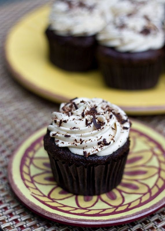 Gluten and dairy free chocolate cupcakes!