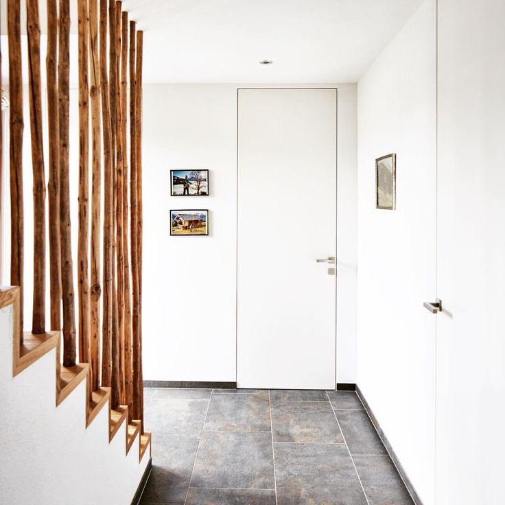"""Gefällt 603 Mal, 3 Kommentare - Josko Fenster und Türen GmbH (@josko_official) auf Instagram: """"Ganz schön schön und doch so zurückhaltend - unsere MET-Innentüren mit unsichtbarer Zarge sind die…"""""""