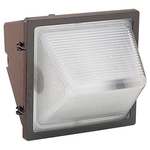 Bronze One-Light Outdoor Flood Light
