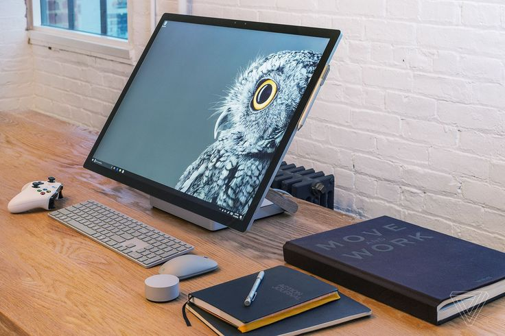 Microsoft Surface Studio - Nice!  If you are an artist or architect