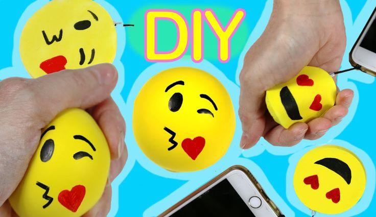 Squishy Ball Play Doh : Squishy charm y pelota anti stress de Play Doh: ideas con emojis o emoti... EMOTICONES ...