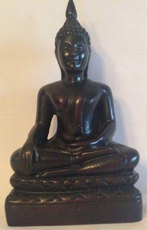Boeddha aarde aanraking zwart € 7,95