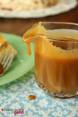 Butterscotch Sauce Recipe ~ Yum... drizzle over cake or on ice cream, or in coffee