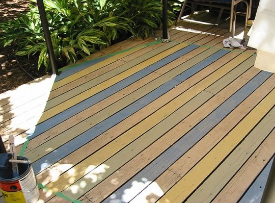 How To Paint A Rug On My Deck Bing Images For The Home