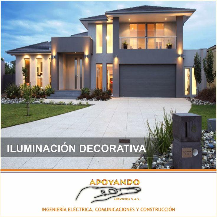 Manejamos sistemas de control de iluminación exterior residencial, utilizando nuevas técnicas de iluminación y equipamentos para espacios privados y públicos. Contáctenos con gusto los atenderemos 321 203 1352 - 314 490 4462