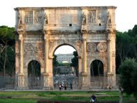 Arch of Constantine - Rome Photo Gallery - The Trusted Traveller