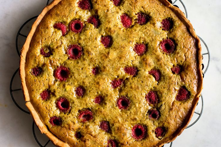 """The chef, who grew up among only the figs and pomegranates of the Middle East, now uses berries in """"absolute abundance."""""""