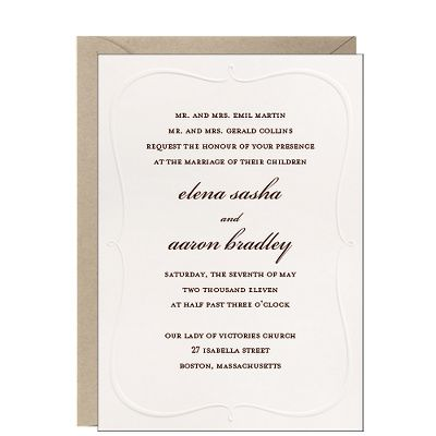84 best Design Invitations images on Pinterest Invitations - formal business invitation