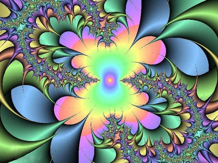 Color Design Art : Best fractals images fractal art and