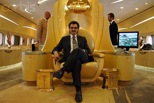 El Príncipe Saudita Alwaleed bin Talal Compra el Jet Privado Más Caro del Mundo