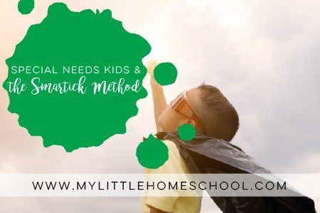 Kids with special needs often need to learn at their own pace. We use the Smartick Method for math at My Little Home School because its AI tech adjusts to their abilities. They feel like they've accomplished something and that they are able to succeed with math. Smartick FTW! #homeschool #specialneeds #smartickmethod #homeschoolFTW
