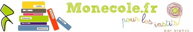 Blogue d'enseignante, choses gratuite a telecharger :) Page ouvre a un jeu que je veut asseyer avec ma classe eventuellement