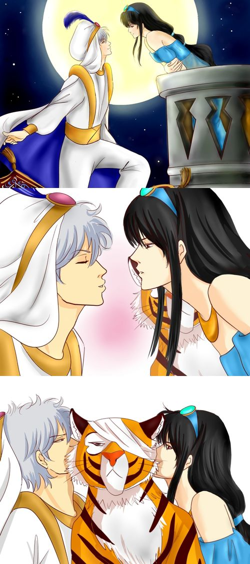 Lol what is this even XD pinning for Gintoki's look ;)