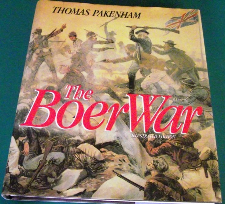 The Boer War , Illustrated edition By Thomas Pakenham