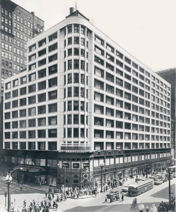 универмаг фирмы «Кар- сон, Пири, Скотт» в Чикаго: 4 тыс изображений найдено в Яндекс.Картинках
