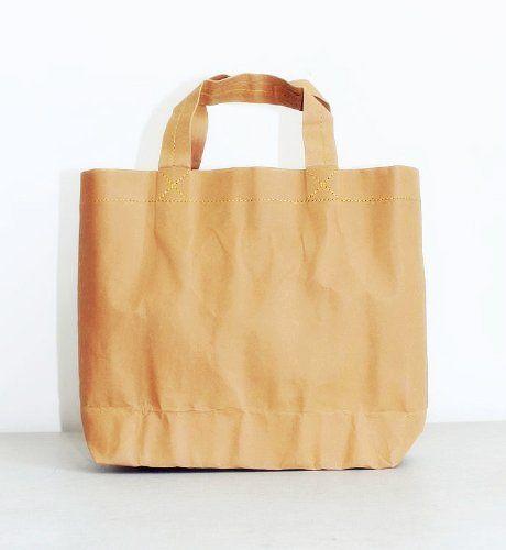 Washable Kraft Paper Tote Bag