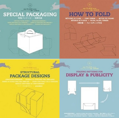 packaging and paper box books