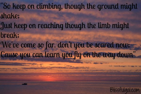 Fly by maddie and tae