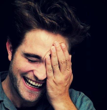 Cute Rob!