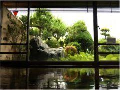 熱海市小嵐町にある旅館迎賓館熱海小嵐亭は良い旅館ですよ この旅館は手入れの行き届いた庭を眺めながらの入浴は癒しの時間です 弱アルカリ性の柔らかいお湯で美肌効果のある温泉です 夕食は繊細な見た目の懐石料理を頂きました tags[静岡県]