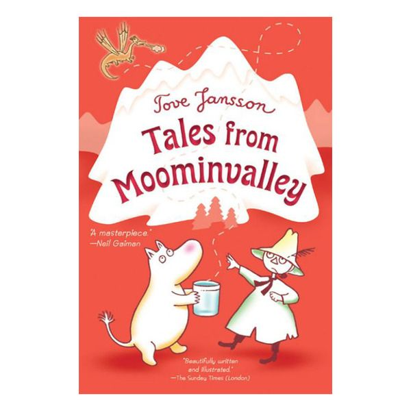 Tales from Moominvalley (PB Fiction)  Here are nine delightfully funny stories about the triumphs and tribulations of the citizens of Moominvalley. Readers will discover how the Moomin family save young Ninny from permanent invisibility, and what happens when Moomintroll catches the last dragon in the world. Some of the characters in these tales will be brand-new to Moomin fans, but there are lots of old friends to meet as well.
