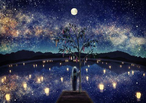 [pixiv] Starry Skies! - pixiv Spotlight