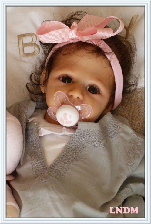 Reborn Ethnic Dolls 86